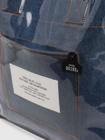 Diesel - F-THISBAG SHOWEI, Blue Jeans - Bolsos Shopper y Al Hombro - Image 4