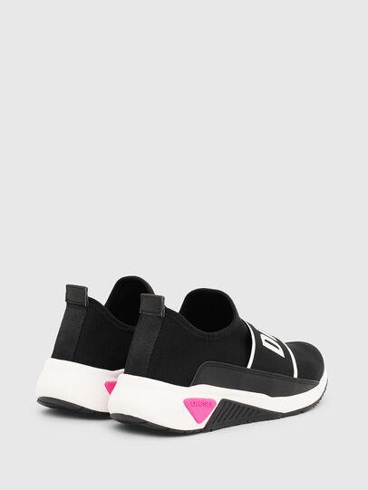 Diesel - S-KB SOE W, Negro - Sneakers - Image 3