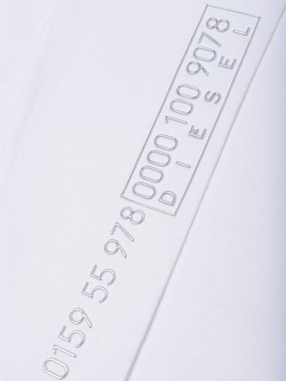 Diesel - TVARYS, Blanco - Camisetas y Tops - Image 3