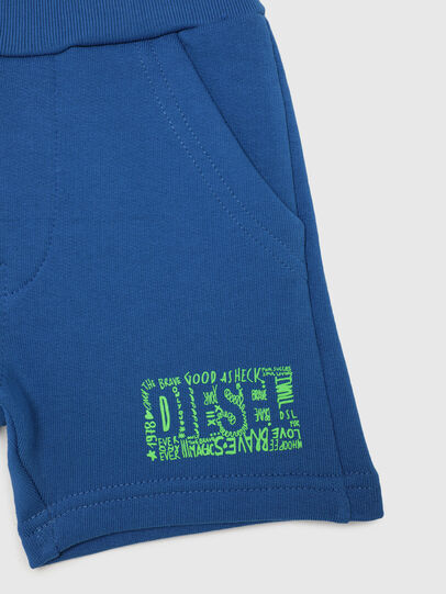 Diesel - POSTYB, Azul - Shorts - Image 3