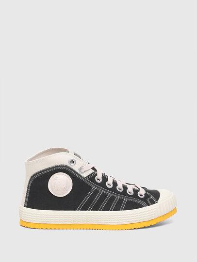 Diesel - S-YUK MC W, Negro/Amarillo - Sneakers - Image 1