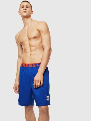 BMBX-PLAYSUN, Azul - Bañadores boxers largos