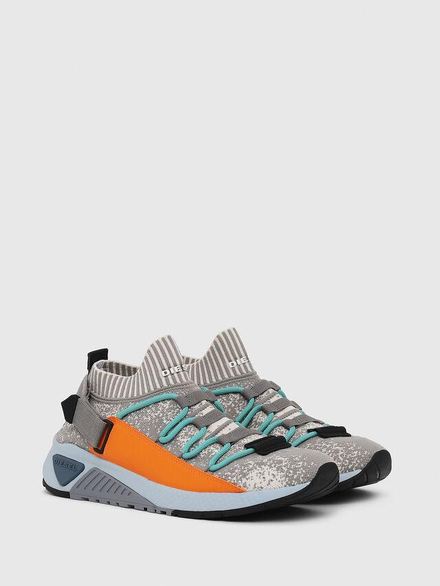 Diesel - S-KB ST, Multicolor/Gris - Sneakers - Image 2