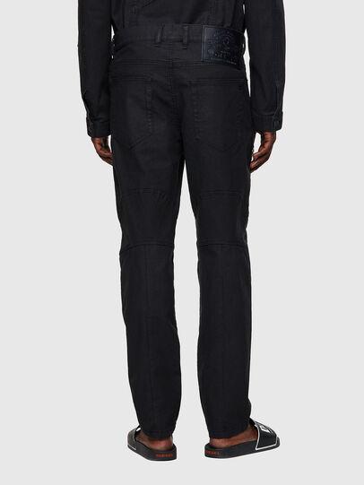 Diesel - D-VIDER JoggJeans® 0DDAX, Negro/Gris oscuro - Vaqueros - Image 2