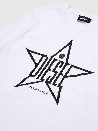 Diesel - TDIEGOYH-ML, Blanco - Camisetas y Tops - Image 3