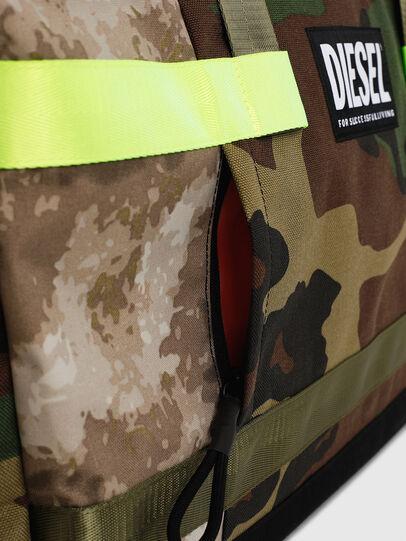 Diesel - SOLIGO, Verde Camuflaje - Bolsos de viaje - Image 4
