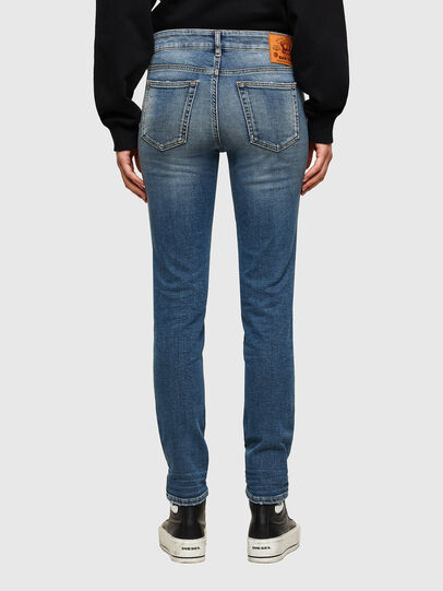 Diesel - D-Ollies JoggJeans® 069UW, Azul medio - Vaqueros - Image 2