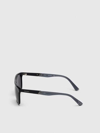 Diesel - DL0299, Negro/Gris - Gafas de sol - Image 3
