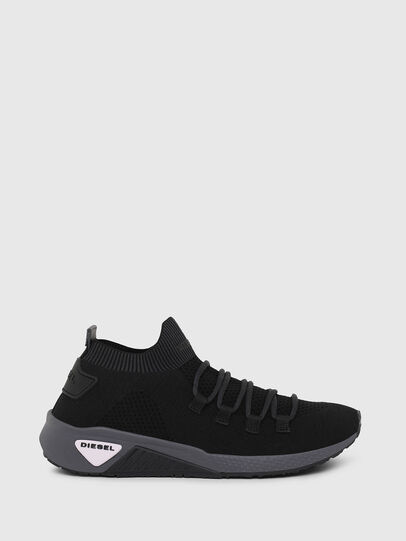 Diesel - S-KB ATHL LACE W, Negro - Sneakers - Image 1