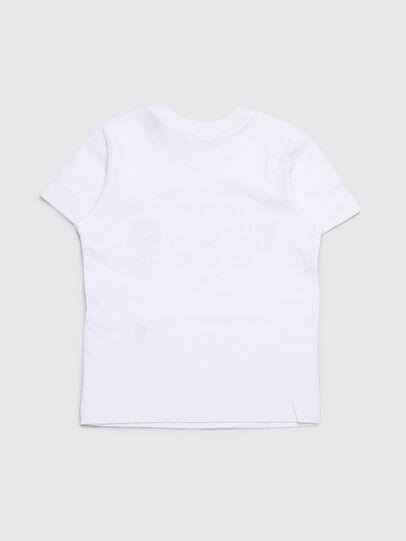 Diesel - TDIEGOXB-R, Blanco - Camisetas y Tops - Image 2