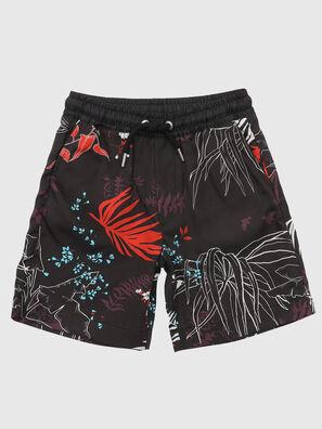 PNOTERY, Negro - Shorts