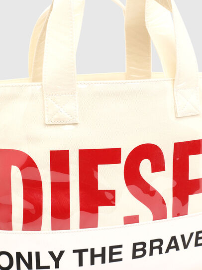 Diesel - ASTI, Blanco - Bolsos Shopper y Al Hombro - Image 7