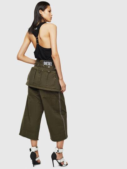 Diesel - P-RAEY, Verde Militar - Pantalones - Image 2