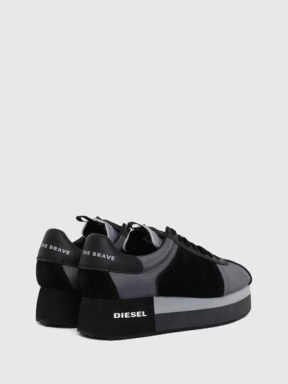 Diesel - S-PYAVE WEDGE, Azul/Negro - Sneakers - Image 3