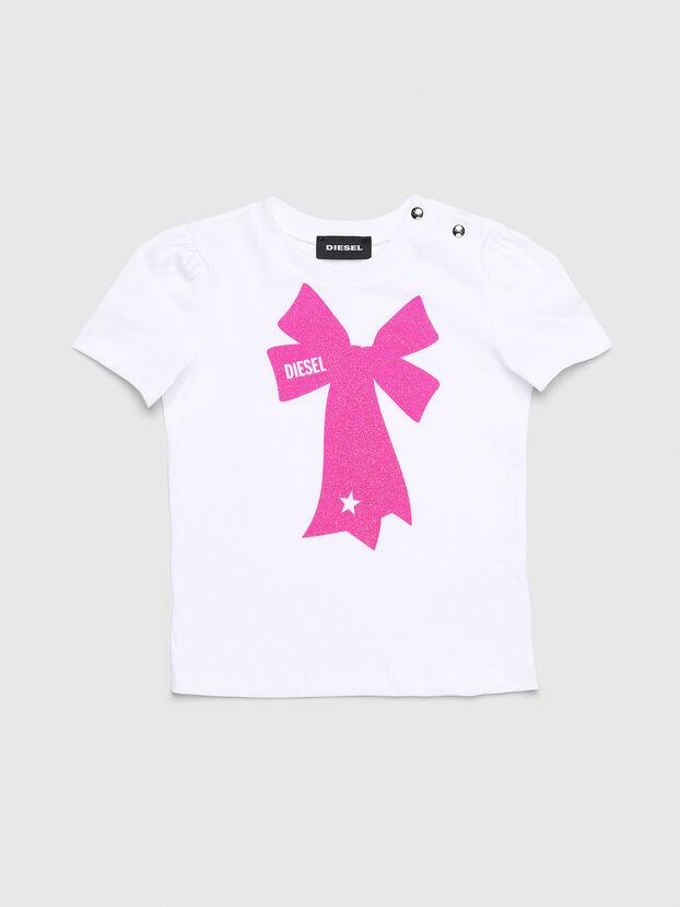 TASHAB, Blanco - Camisetas y Tops