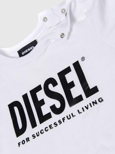 Diesel - TRASSYB, Blanco - Camisetas y Tops - Image 3