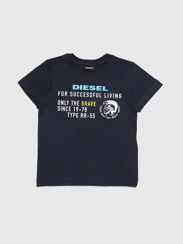 TDIEGOXB-R, Azul Oscuro - Camisetas y Tops