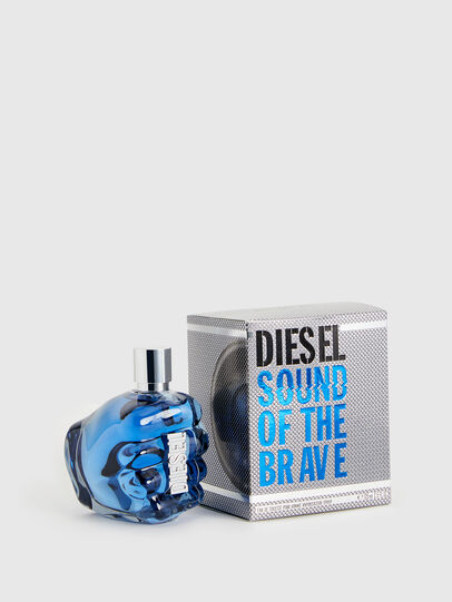 Diesel - SOUND OF THE BRAVE 125ML, Azul - Only The Brave - Image 1