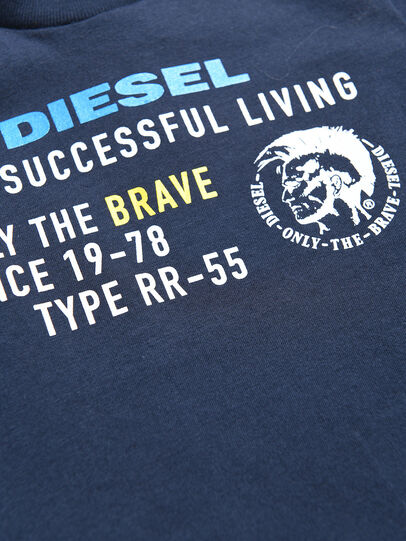 Diesel - TDIEGOXB, Azul Oscuro - Camisetas y Tops - Image 3