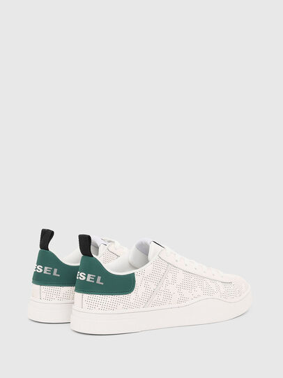Diesel - S-CLEVER LOW LACE, Blanco - Sneakers - Image 3