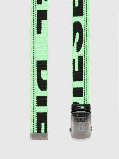 Diesel - BOXXY, Verde Fluo - Cinturones - Image 3