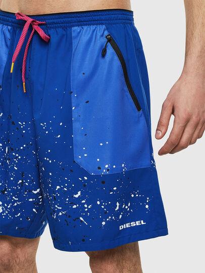 Diesel - BMBX-TUNAPO, Azul Brillante - Bañadores boxers - Image 4