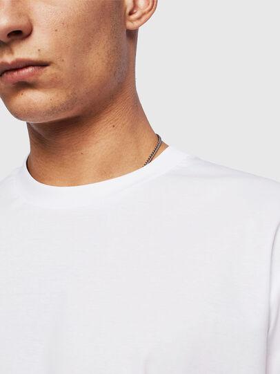 Diesel - T-GLASSY, Blanco - Camisetas - Image 3
