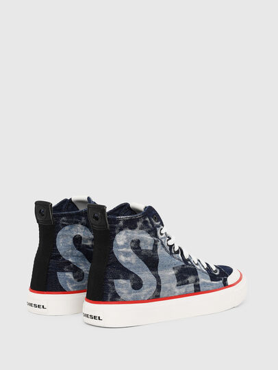 Diesel - S-ASTICO MC, Azul Oscuro - Sneakers - Image 3
