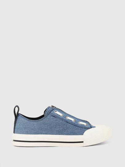 Diesel - S-ASTICO LZIP W, Azul - Sneakers - Image 1