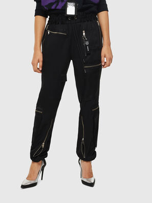 P-LEX, Negro - Pantalones