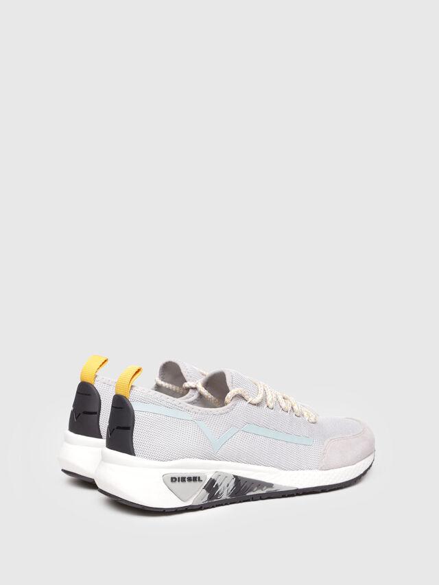 Diesel - S-KBY, Gris Vapores - Sneakers - Image 3