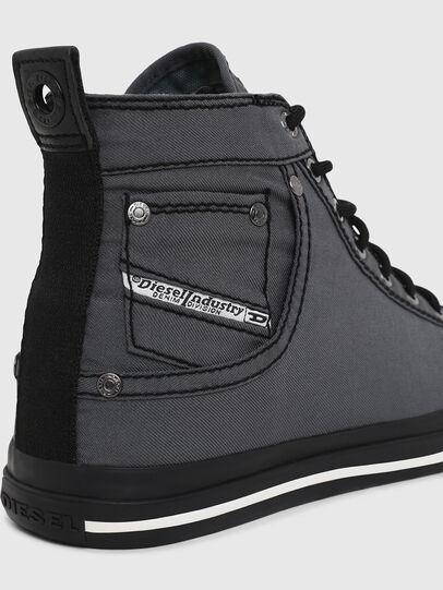 Diesel - EXPOSURE I, Gris oscuro - Sneakers - Image 4