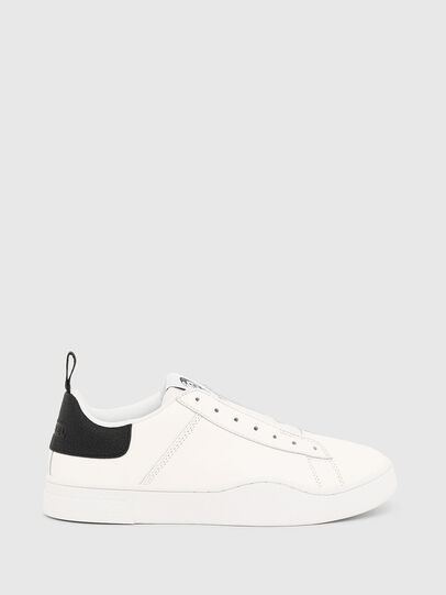 Diesel - S-CLEVER SO W, Blanco/Negro - Sneakers - Image 1