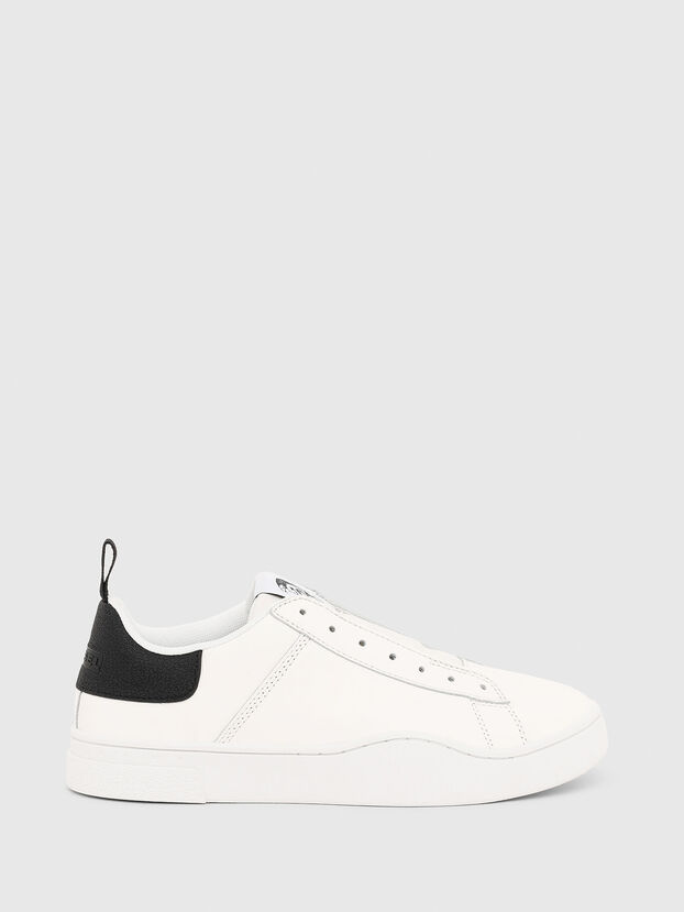 S-CLEVER SO W, Blanco/Negro - Sneakers