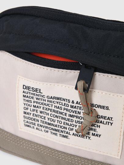 Diesel - DRESSLEK, Blanco/Naranja - Bolso cruzados - Image 5