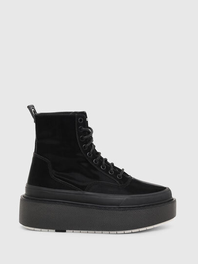 Diesel - H-SCIROCCO AB, Negro - Sneakers - Image 1