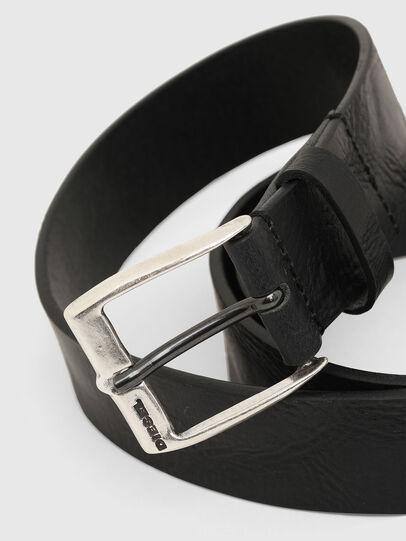 Diesel - B-WHYZ, Negro - Cinturones - Image 2