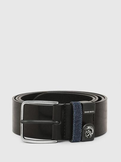 Diesel - B-MOHO, Negro - Cinturones - Image 1