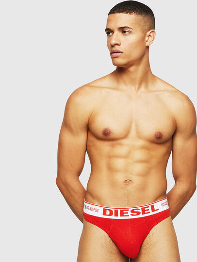 Diesel - UMBR-STRING, Rojo - Slips - Image 1