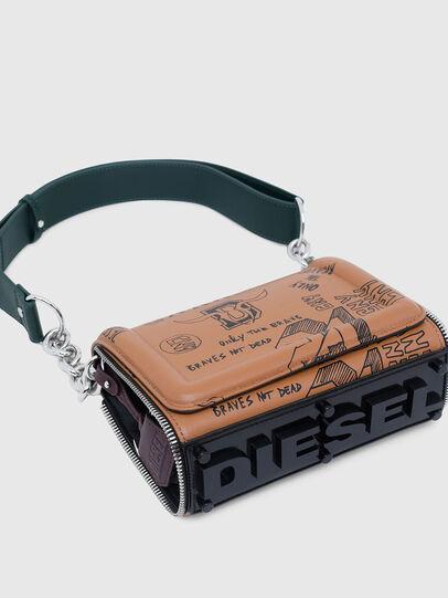 Diesel - CL - YBYS S CNY, Beige - Bolso cruzados - Image 5