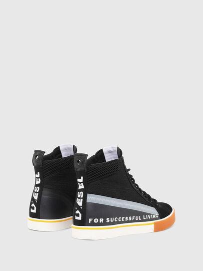 Diesel - S-DVELOWS MID, Negro - Sneakers - Image 3