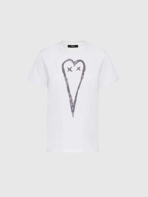 T-SILY-E53, Blanco - Camisetas