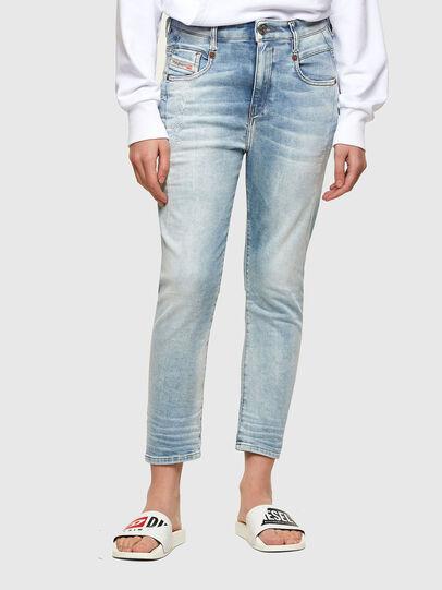 Diesel - Fayza JoggJeans® 069UY, Azul Claro - Vaqueros - Image 1