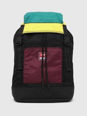 F-SUSE BACKPCK, Multicolor/Negro - Mochilas