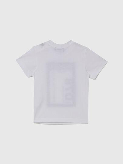Diesel - TFULL78B, Blanco - Camisetas y Tops - Image 2
