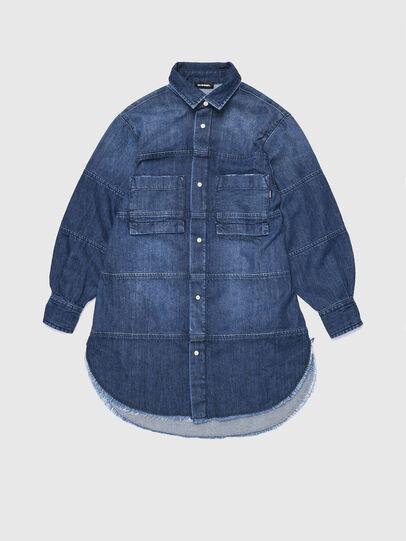 Diesel - DRUPER, Blue Jeans - Vestidos - Image 1