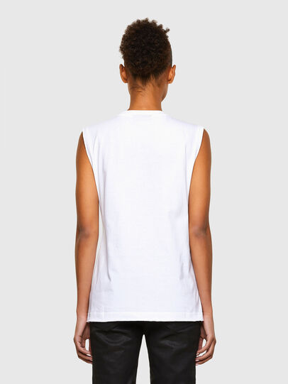 Diesel - T-PUNKYER-R1, Blanco - Camisetas - Image 2