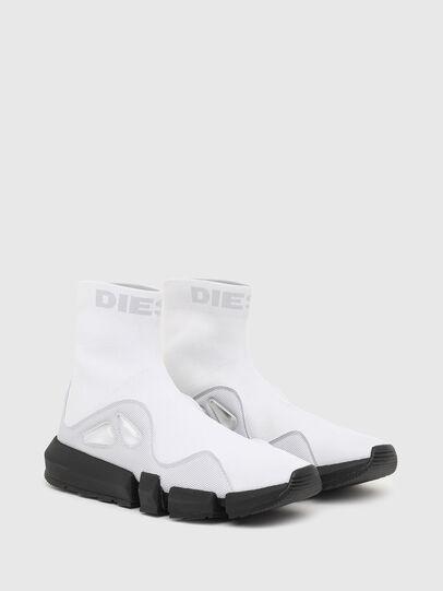 Diesel - H-PADOLA HSB, Blanco - Sneakers - Image 2
