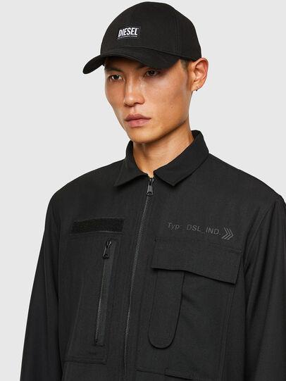 Diesel - S-HOTEL, Negro - Camisas - Image 3