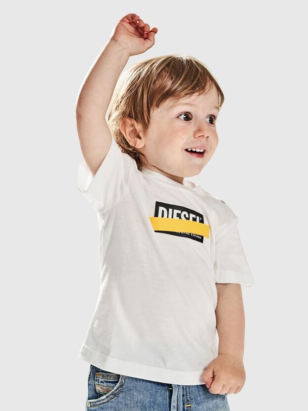 TJUSTDIXB, Blanco - Camisetas y Tops